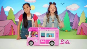 Barbie Dream Camper TV Spot, 'All In One' - Thumbnail 1
