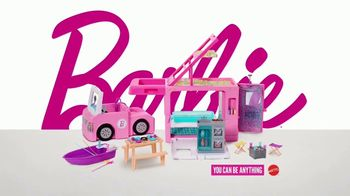 Barbie Dream Camper TV Spot, 'All In One'