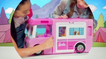 Barbie Dream Camper TV Spot, 'All In One' - Thumbnail 2