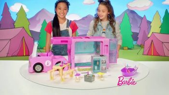 Barbie Dream Camper TV Spot, 'All In One' - Thumbnail 5