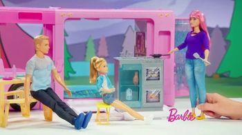 Barbie Dream Camper TV Spot, 'All In One' - Thumbnail 6