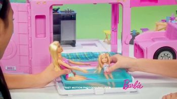 Barbie Dream Camper TV Spot, 'All In One' - Thumbnail 8