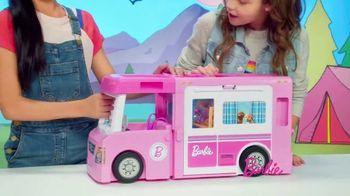 Barbie Dream Camper TV Spot, 'All In One'