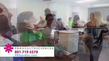 PRA Health Sciences TV Spot, 'Good Health' - Thumbnail 8