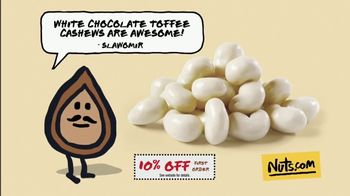 Nuts.com TV Spot, 'The Best Kept Secret: 10% Off' - Thumbnail 6