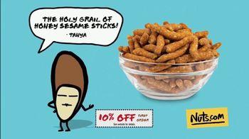 Nuts.com TV Spot, 'The Best Kept Secret: 10% Off' - Thumbnail 7