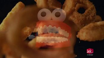Jack in the Box Jack's Mini Munchies TV Spot, 'Curly Fries: $4' Song by Eric Carmen - Thumbnail 3