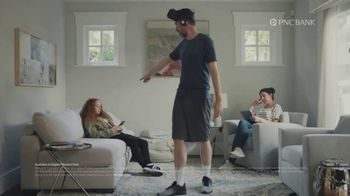 PNC Bank Virtual Wallet for Digital Banking TV Spot, 'VR Goggles'