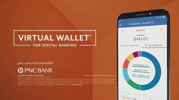 PNC Bank Virtual Wallet for Digital Banking TV Spot, 'VR Goggles' - Thumbnail 10