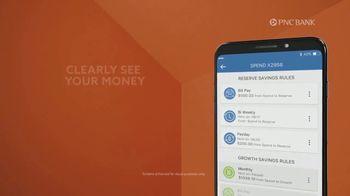 PNC Bank Virtual Wallet for Digital Banking TV Spot, 'VR Goggles' - Thumbnail 7