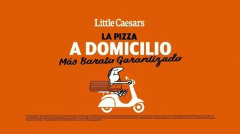 Little Caesars Pizza Stuffed Crazy Bread TV Spot, 'No estás soñando: Pepsi' [Spanish] - Thumbnail 9