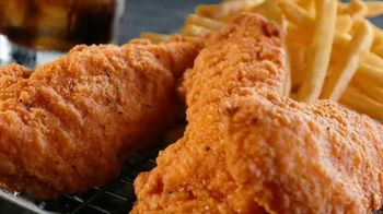 Jack in the Box Spicy Chicken Strips Combo TV Spot, 'A Little Birdie Told Me' - Thumbnail 6
