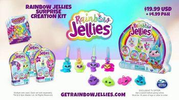 Rainbow Jellies Surprise Creation Kit TV Spot, 'Super Cute and Squishy' - Thumbnail 8