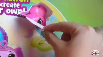 Rainbow Jellies Surprise Creation Kit TV Spot, 'Super Cute and Squishy' - Thumbnail 3