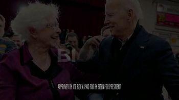 Biden for President TV Spot, 'Dignity' - Thumbnail 9