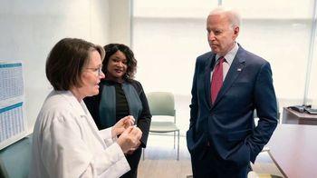 Biden for President TV Spot, 'Dignity'