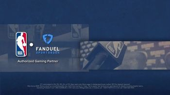 FanDuel SportsBook TV Spot, 'It's NBA Playoff Time: 20 to One Odds Boost' - Thumbnail 5