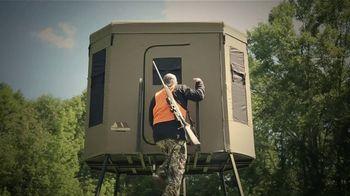 Millennium Treestands Buckhut Q200 TV Spot, 'Comfort Zone'