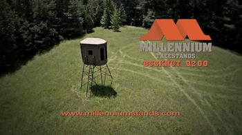 Millennium Treestands Buckhut Q200 TV Spot, 'Comfort Zone' - Thumbnail 9