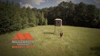 Millennium Treestands Buckhut Q200 TV Spot, 'Comfort Zone' - Thumbnail 1