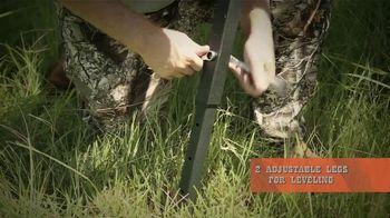 Millennium Treestands Buckhut Q200 TV Spot, 'Comfort Zone' - Thumbnail 3