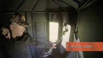 Millennium Treestands Buckhut Q200 TV Spot, 'Comfort Zone' - Thumbnail 4