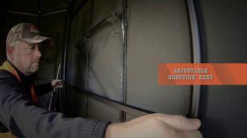 Millennium Treestands Buckhut Q200 TV Spot, 'Comfort Zone' - Thumbnail 6