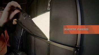 Millennium Treestands Buckhut Q200 TV Spot, 'Comfort Zone' - Thumbnail 7
