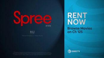 DIRECTV Cinema TV Spot, 'Spree' - Thumbnail 10