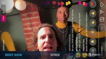 DIRECTV Cinema TV Spot, 'Spree' - Thumbnail 7