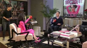 I've Got A Secret! With Robin McGraw TV Spot, 'Cameron Silver'