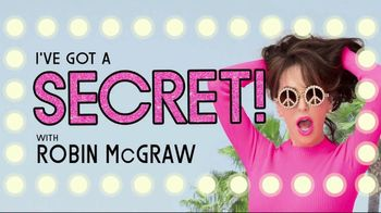 I've Got A Secret! With Robin McGraw TV Spot, 'Cameron Silver' - Thumbnail 8