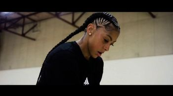 adidas TV Spot, 'What We Leave Behind' Featuring Candace Parker - Thumbnail 1