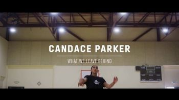 adidas TV Spot, 'What We Leave Behind' Featuring Candace Parker