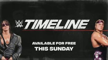 WWE Network TV Spot, 'Timeline' - Thumbnail 10