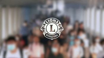 Lions Clubs International TV Spot, 'Lions Serve Safely' - Thumbnail 1