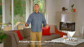 Medi-Weightloss TV Spot, 'Carl and Sarah' - Thumbnail 5