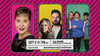 Joyce Meyer Ministries TV Spot, 'Love Life Girls' Night In With Joyce' - Thumbnail 6