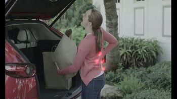 Calming Heat by Sharper Image TV Spot, 'Calming Weighted Heating Pad' - Thumbnail 1