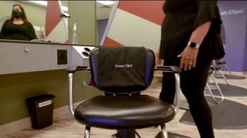 Great Clips TV Spot, 'GreatCare Promise: A Little Different' - Thumbnail 8