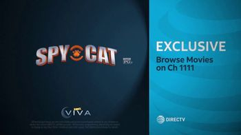 DIRECTV Cinema TV Spot, 'Spy Cat' Song by Danielle Holobaugh - Thumbnail 10