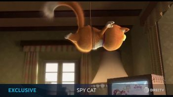 DIRECTV Cinema TV Spot, 'Spy Cat' Song by Danielle Holobaugh - Thumbnail 8