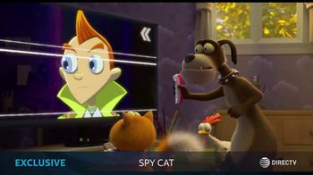 DIRECTV Cinema TV Spot, 'Spy Cat' Song by Danielle Holobaugh - Thumbnail 9