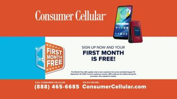 Consumer Cellular TV Spot, 'Better Value: A Little Fishing: First Month Free' - Thumbnail 10