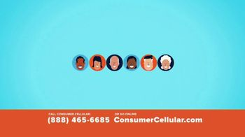 Consumer Cellular TV Spot, 'Better Value: A Little Fishing: First Month Free' - Thumbnail 4