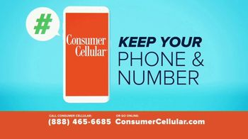 Consumer Cellular TV Spot, 'Better Value: A Little Fishing: First Month Free' - Thumbnail 5