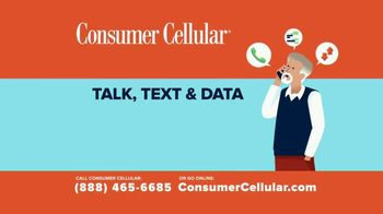 Consumer Cellular TV Spot, 'Better Value: A Little Fishing: First Month Free' - Thumbnail 9