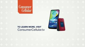 Consumer Cellular TV Spot, 'Plus More: Phone Update' - Thumbnail 10