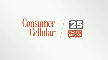 Consumer Cellular TV Spot, 'Plus More: Phone Update' - Thumbnail 2
