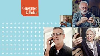 Consumer Cellular TV Spot, 'Plus More: Phone Update' - Thumbnail 5